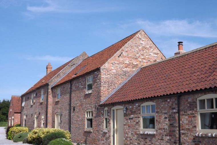 Cottages at Broadgate Farm