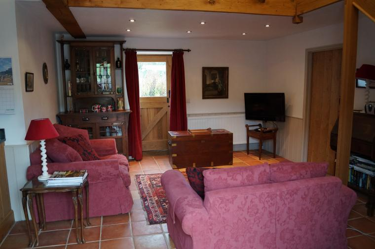 Scott's Cottage sitting room