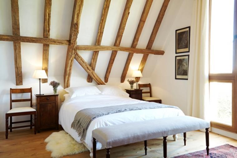 Alfred's Barn @ Grove Farm - bedroom 3