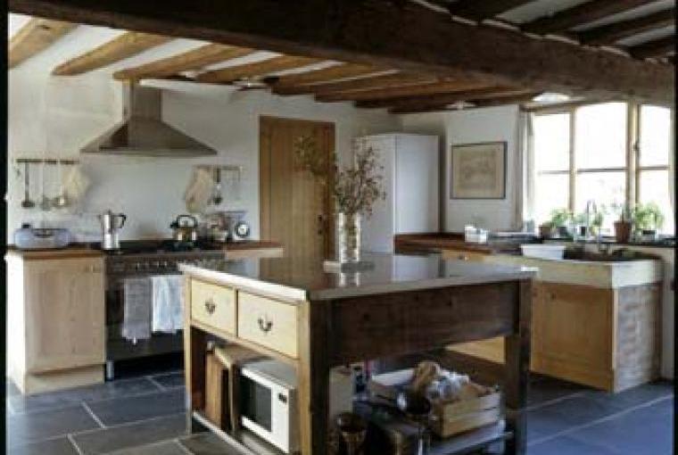 The Farmhouse @ Grove Farm - kitchen