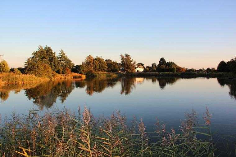 The Main Lake