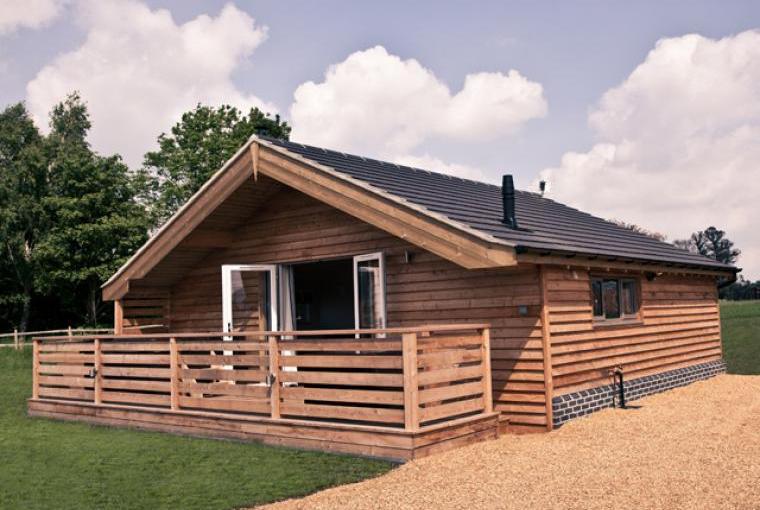 Badger Set Luxury Lodge