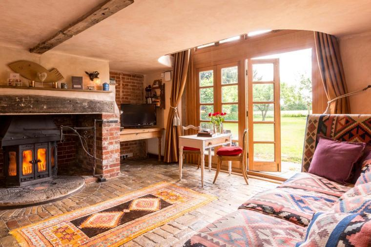 Suffolk Holiday Cottage for 2