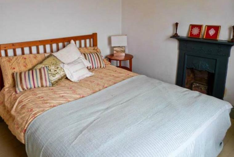 Comfy bedrooms, Raceside Farmhouse, Cumbria