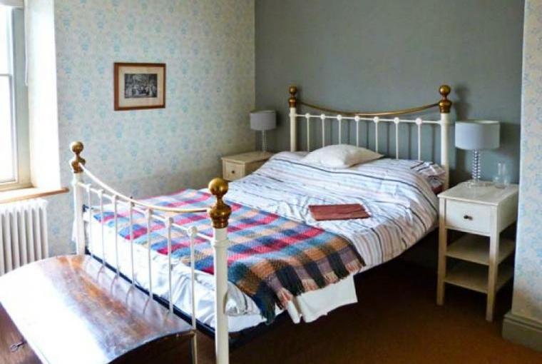 Bedroom, Raceside Farmhouse, Cumbria