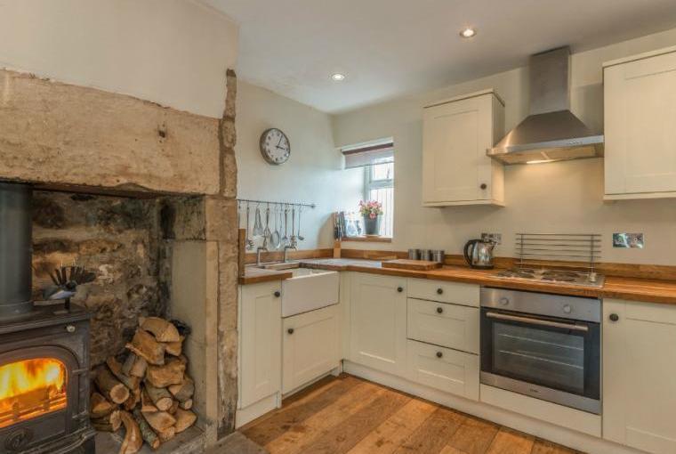 Ryehill Farm Cottage Kitchen