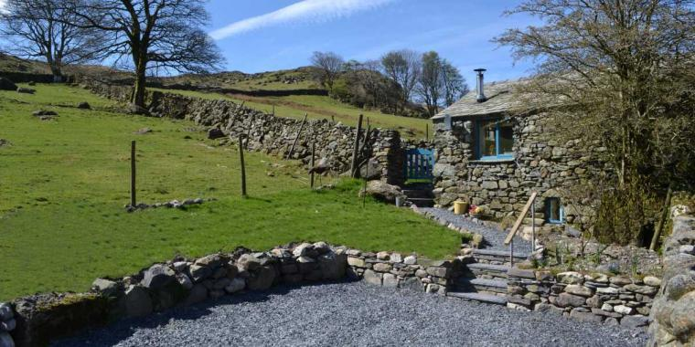 Woodend Bothy, Cumbria, Photo 3