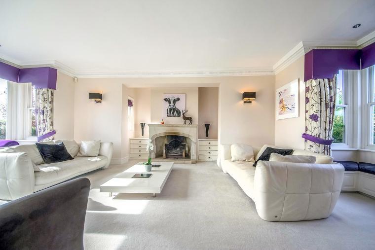 Lounge, Great Oak Park, Surrey