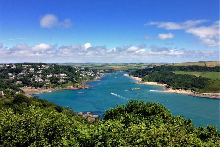 Salcombe Estuary South Devon