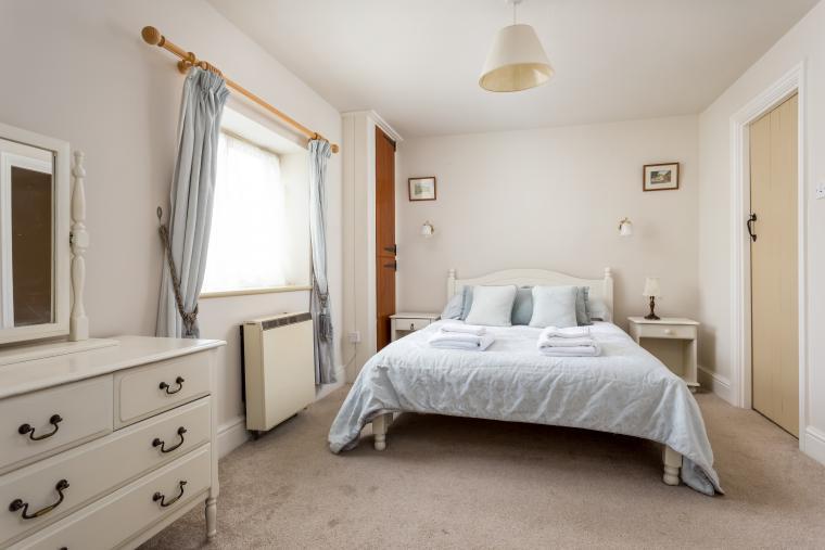 Groundfloor double bedroom number 2
