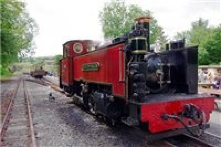 Vale of Rheidol steam railway