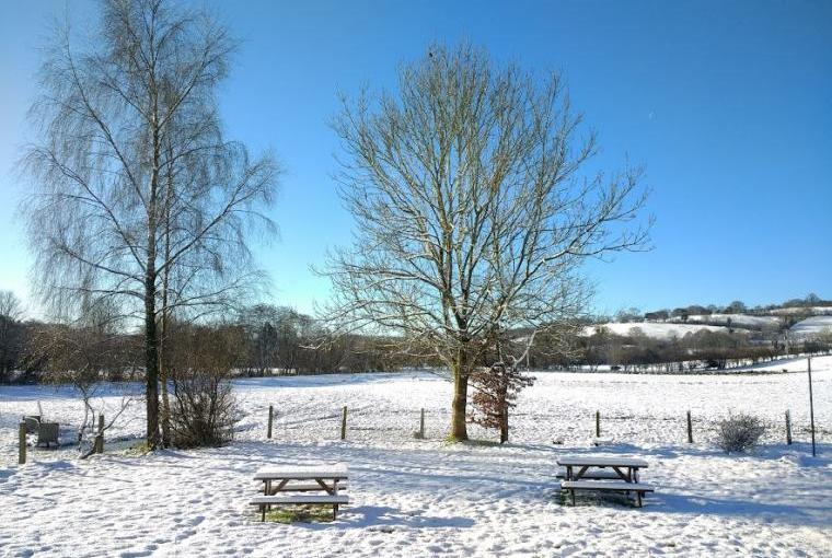 Murmur Aeron in winter