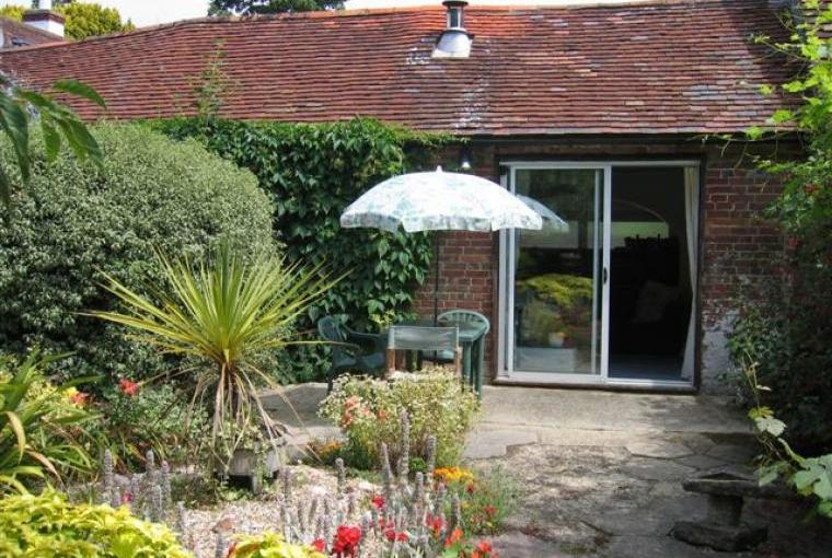 Country cottage with a garden new forest