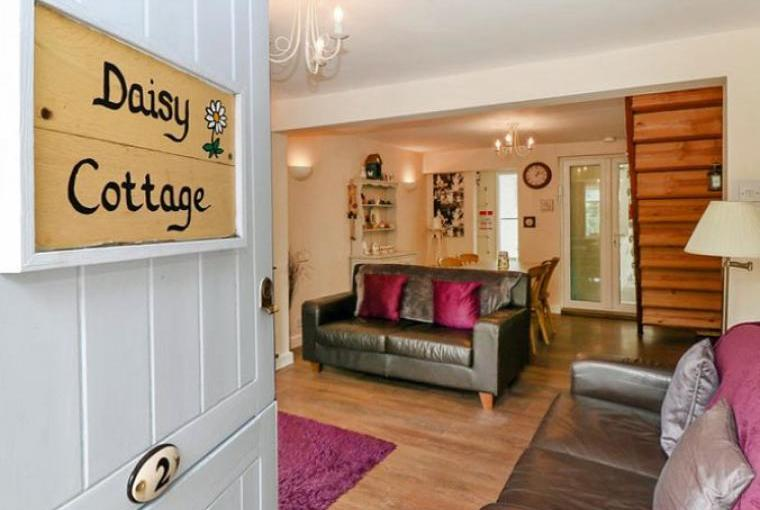 Daisy Cottage Staffordshire holiday rentals