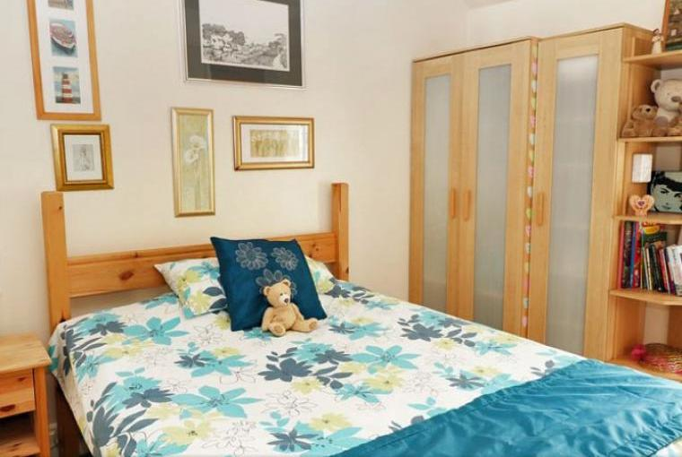holiday cottage with 2 double bedrooms