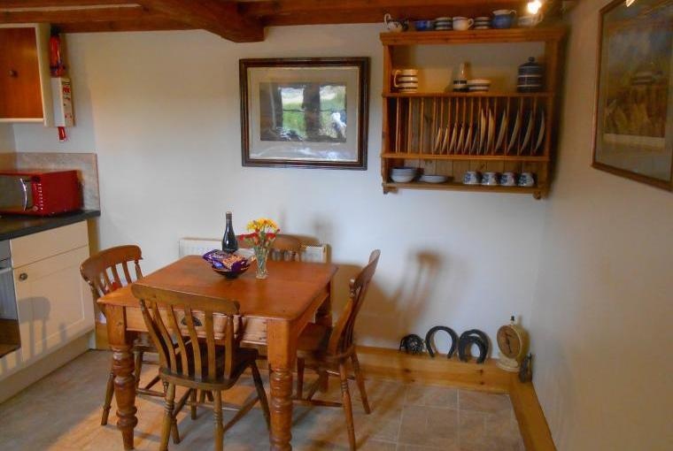 Beechwood Cottage kitchen