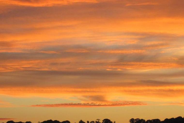 Fabulous sun sets