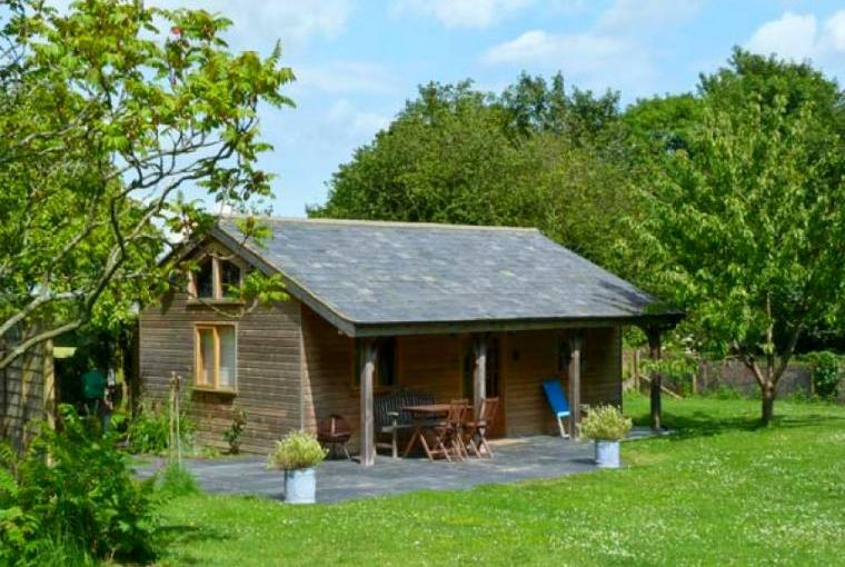 The Springs Romantic Holiday Lodge, Isle of Wight