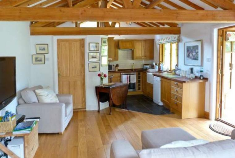 Romantic retreat for 2 on the Isle of Wight