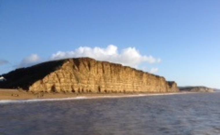 Holiday lodging west bay Dorset