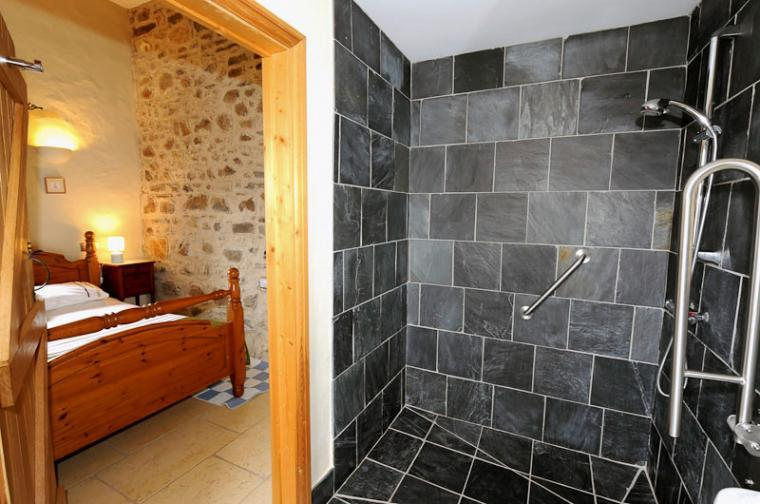 self-catering cottage for disabled with wet room pembrokeshire south west wales