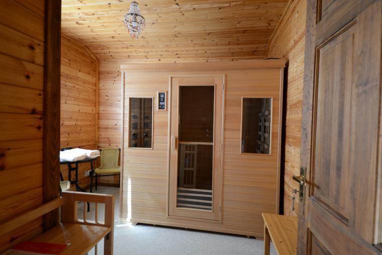 Own Private Sauna