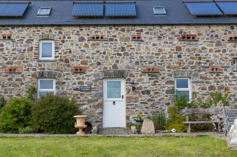 Eco friendly cottage holiday in south west wales