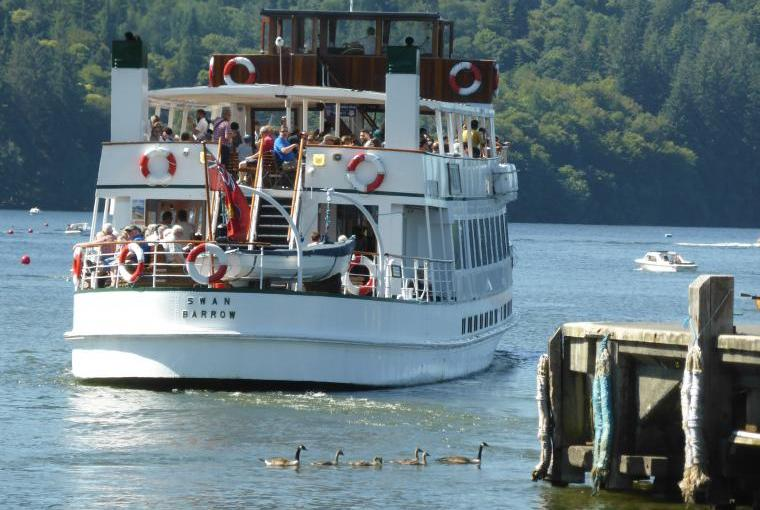Lake Windermer cruises - Stunning scenery & visitor attractins for everyone