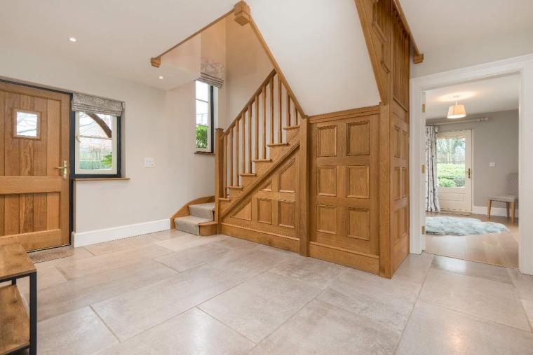 Sleeps 10+1, High Standard House with large garden and shared games room, Herefordshire, Photo 22