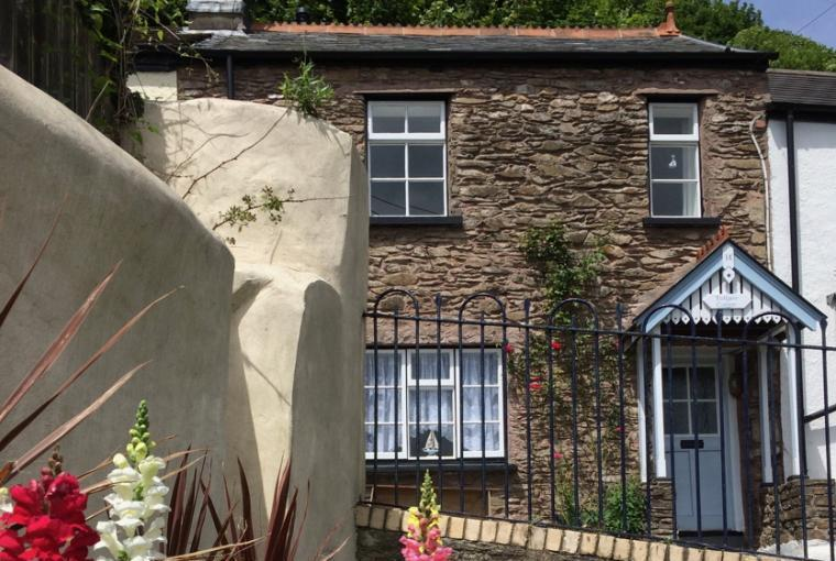 Tollgate Cottage at Hele Bay, Ilfracombe