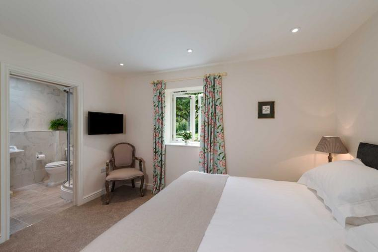 Luxurious accommodation throughout
