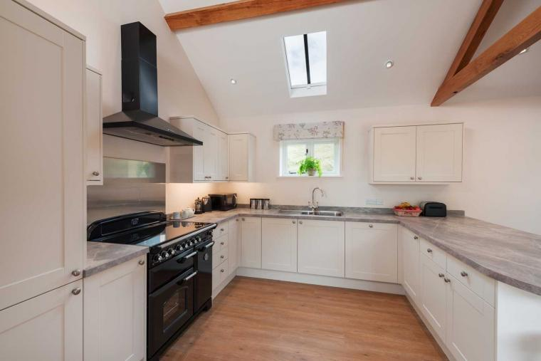 Luxurious well equipped kitchen