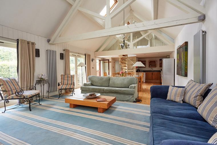Luxury barn conversion