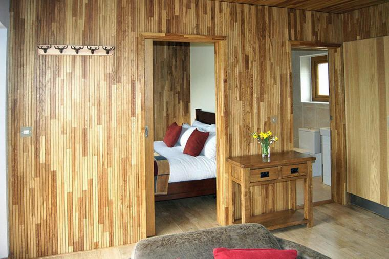 Rural Lodges for rwo Oxfordshire