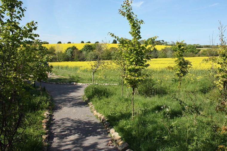 Idyllic Oxfordshire countryside