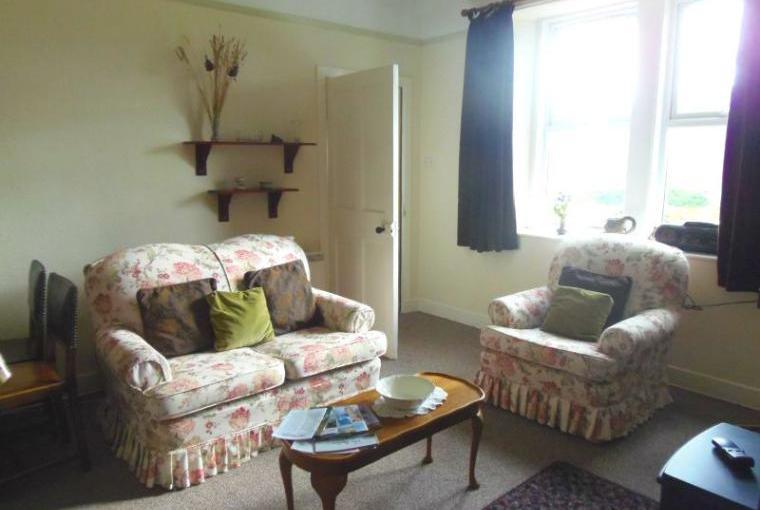Lambing Field Cottage Lounge