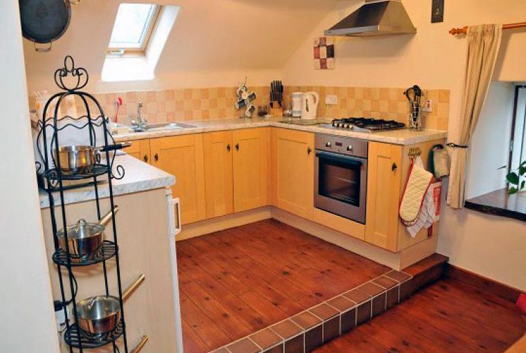 Badger Cottage Kitchen