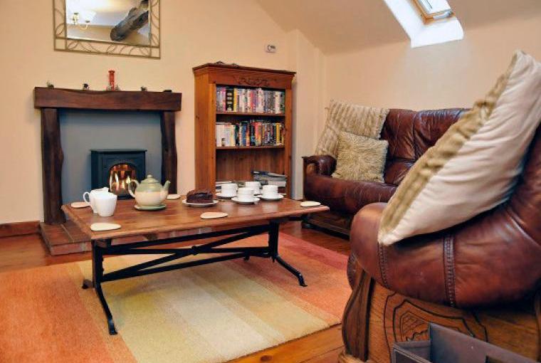 Badger Cottage Lounge
