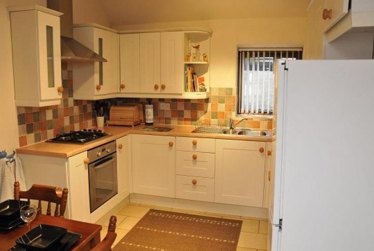Hedgehog Cottage Kitchen