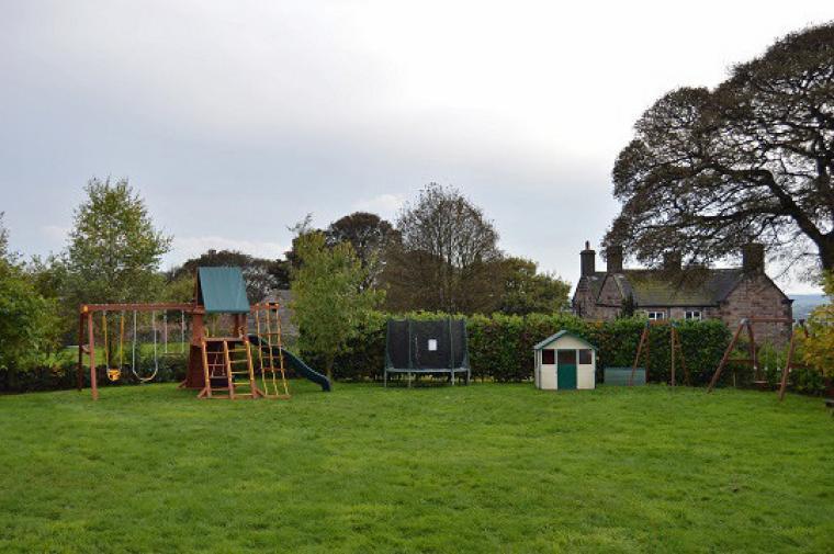 Kiddies Play Area