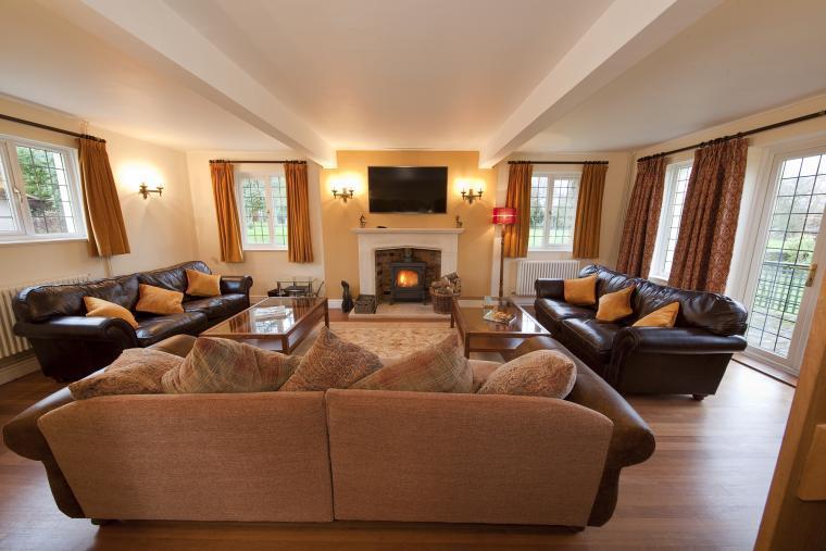 Lounge, Ilbeare Country House