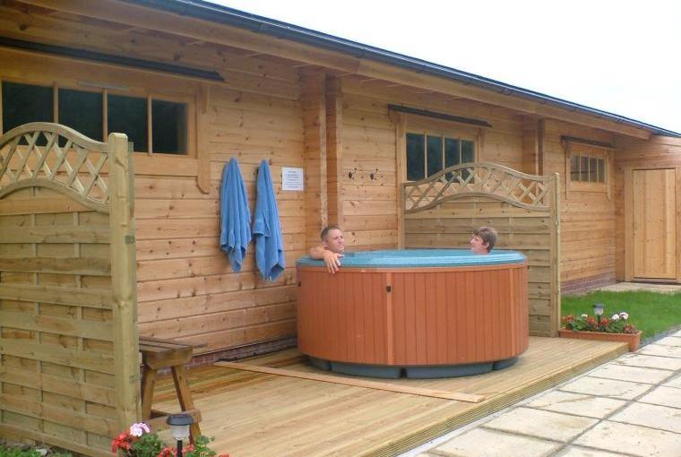 Communal Hot Tub