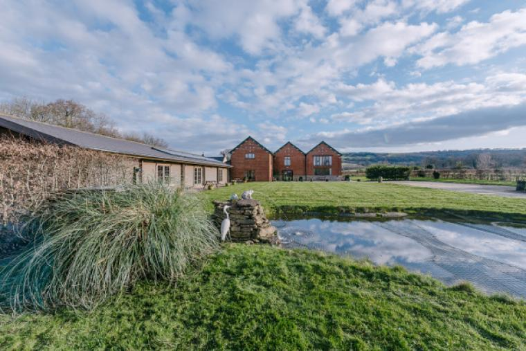 The Victorian Barn Collection. Self-catering Barn Conversions, Cottages & Lodges in Dorset.