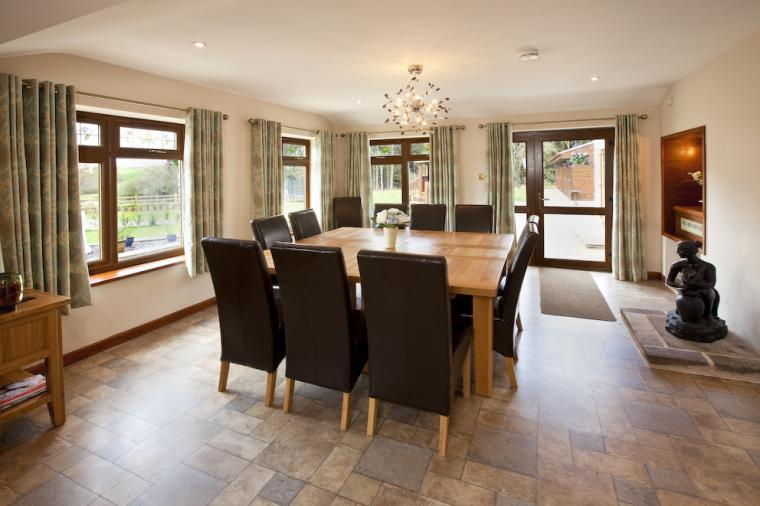 Whitehaven's Dining Area