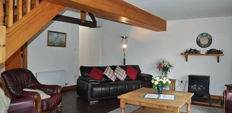 Heron Cottage Living