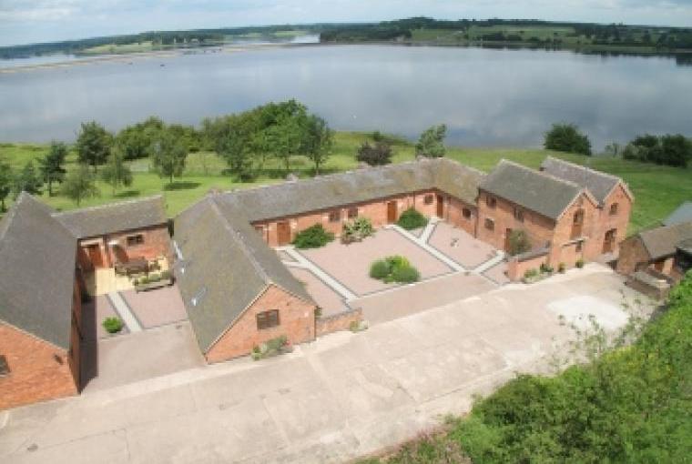 Blithfield Lakeside Barns, Staffordshire, Photo 1