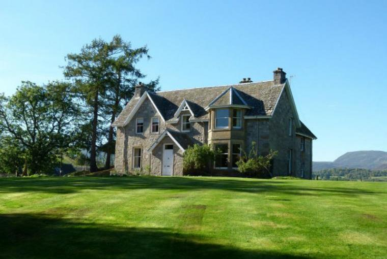 Nuide Country House in the Cairngorms