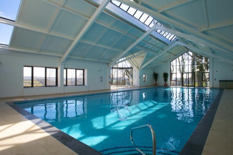 Highbullen Country Club Swimming Pool