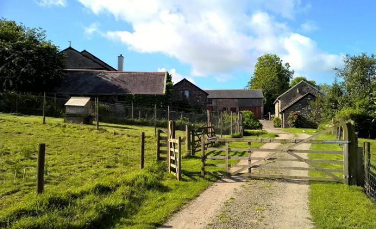 Escape on a rural retreat break