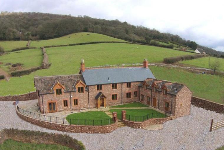 Smokeham Farm in Somerset